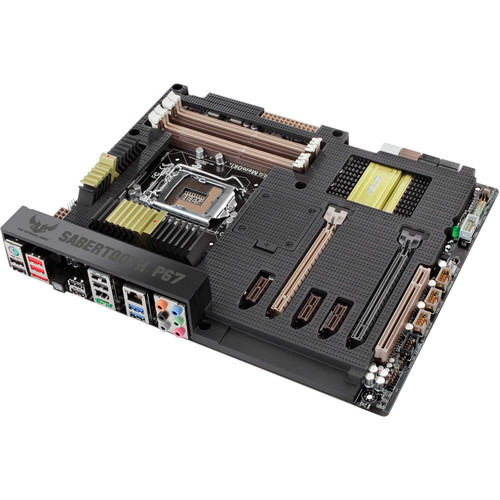 ASUS SABERTOOTH P67 Motherboard (Revision 3.0)