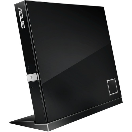 ASUS SBW-06D2X-U External Slim CD/DVD Blu-ray Drive