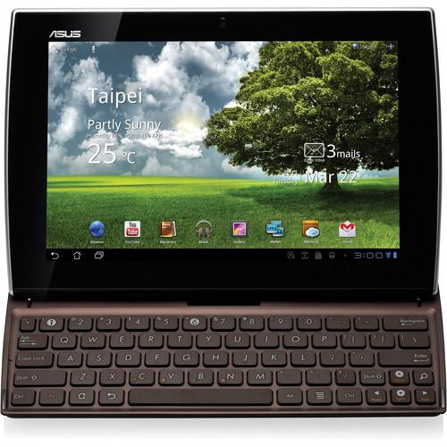 ASUS 16GB Eee Pad Slider Tablet (Mocha)
