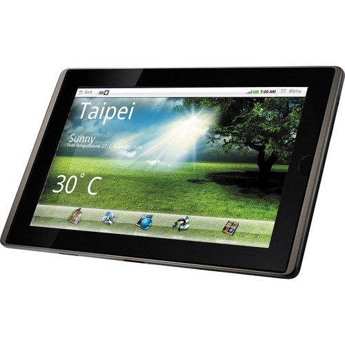 ASUS 16GB Eee Pad Transformer Tablet with Keyboard TF101 ...