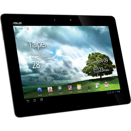 "ASUS 32GB Eee Pad Transformer Prime 10.1"" Tablet (Champagne)"