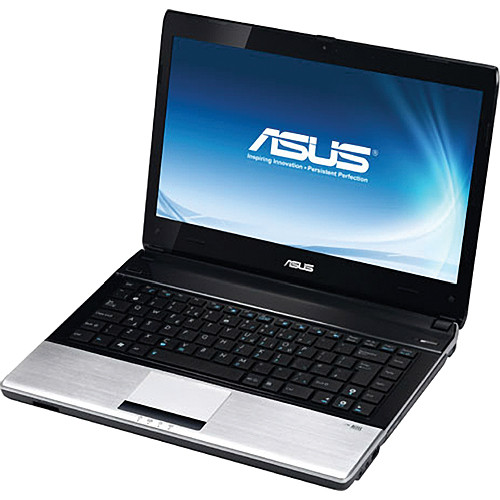 "ASUS U41JF-A1 14"" Notebook Computer (Silver)"