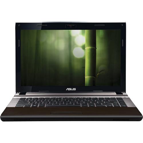 "ASUS U43Jc-A1 14"" Notebook Computer (Bamboo)"
