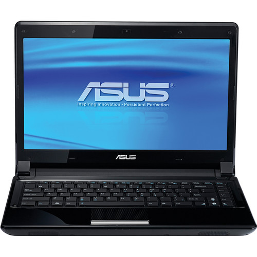 "ASUS UL80Vt-A1 14"" Notebook Computer (Black)"