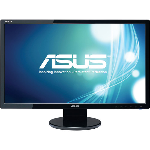 "ASUS VE248H 24"" Widescreen LED Backlit LCD Monitor"