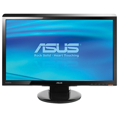 "ASUS VH232H 23"" Widescreen LCD Computer Display"
