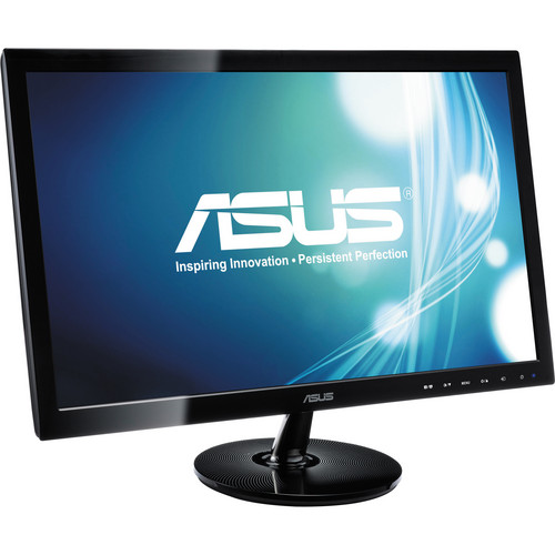 "ASUS VS228H-P 21.5"" LED-Backlit Widescreen Computer Display"