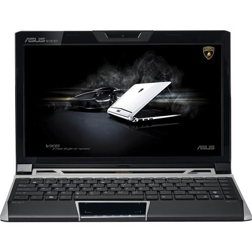 "ASUS VX6-PU17 Lamborghini 12.1"" Netbook Computer (White)"
