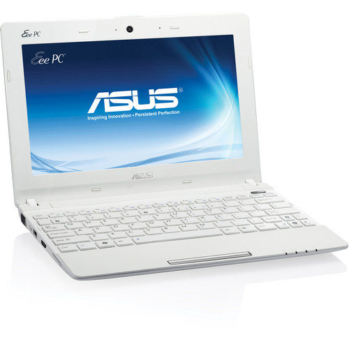 "ASUS 320GB Eee PC X101CH-EU17 10.1"" Netbook (White)"