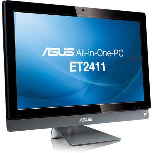 """ASUS All-in-One ET2411IUTI-B002C 23.6"""" Multi-Touch Desktop Computer"""