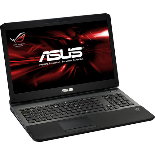 """ASUS Republic of Gamers G75VW-DH72B 17.3"""" Notebook Computer (Black)"""