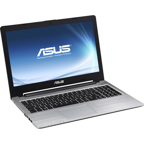 """ASUS S56CA-DH51 15.6"""" Notebook Computer (Black)"""