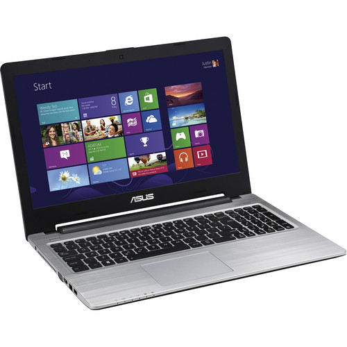 "ASUS S56CA-WH31 15.6"" Ultrabook Computer"