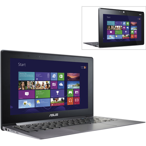 """ASUS TAICHI 21 DH71 11.6"""" Multi-Touch Ultrabook Computer"""