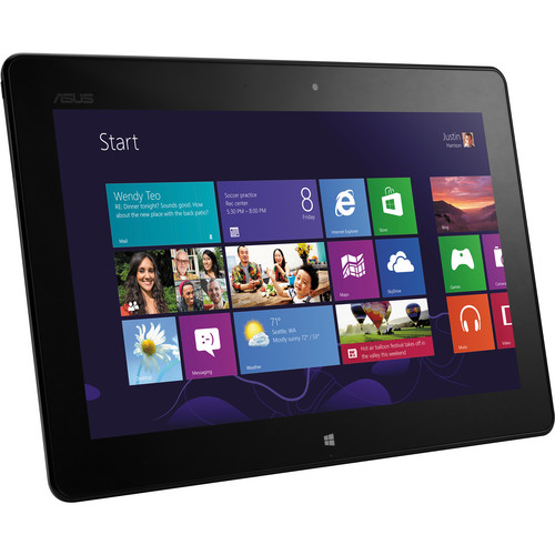 "ASUS 64GB VivoTab TF600T 10.1"" Tablet with Windows RT (Gray)"