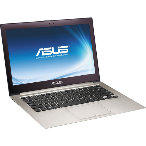 "ASUS Zenbook Prime UX31A-DH71 13.3"" Ultrabook Computer (Silver)"