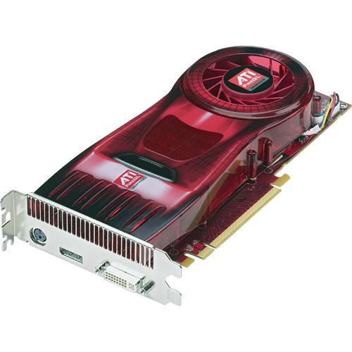 ATI FireGL V7700 PCI Express 2.0 Workstation Display Card