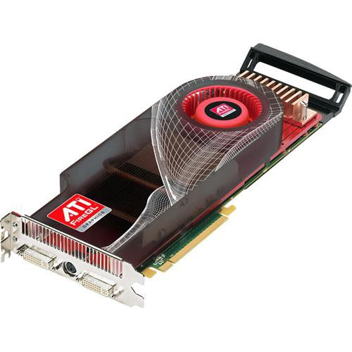 ATI FireGL V8650 PCI Express 2.0 Workstation Display Card (Bulk Pack)