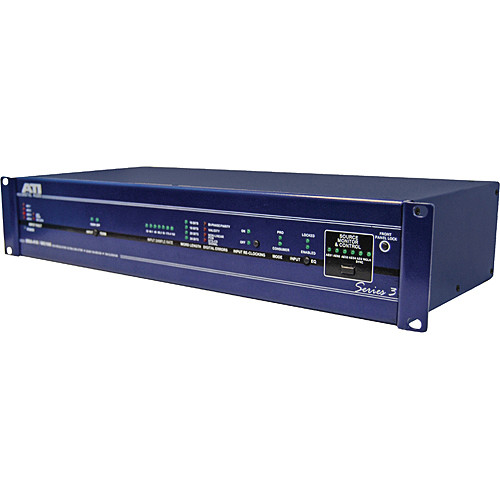 ATI Audio Inc DDA-416/WC106 - AES/EBU and Wordclock Distribution Amplifier
