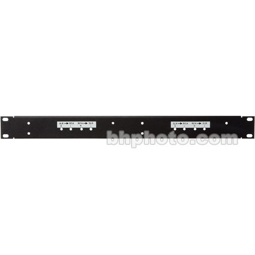 ATI Audio Inc 20273-501 Rack Mount Panel