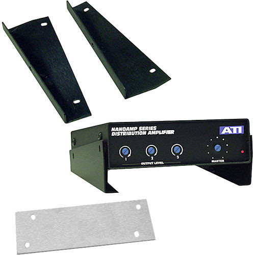 ATI Audio Inc 20617-502 - Desk Mount Base and Stacker for Two NanoAmps