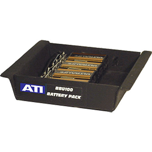 ATI Audio Inc BBU100-1 Battery Housing