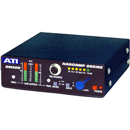 ATI Audio Inc DM200 Digital Signal Headphone Tap