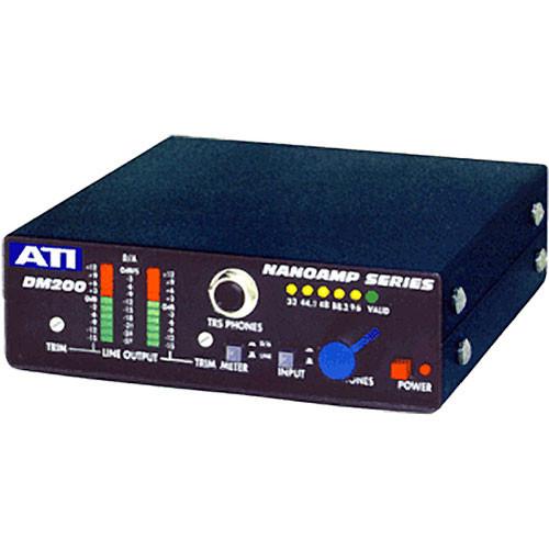 ATI Audio Inc DM200 Digital Signal Headphone Tap
