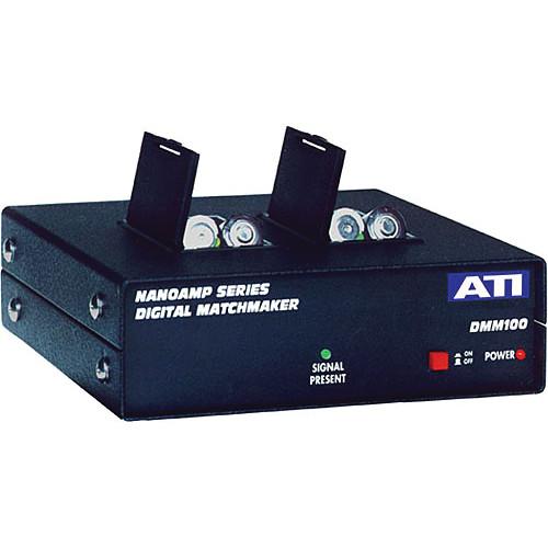 ATI Audio Inc DMM100-BAT Digital Matchmaker