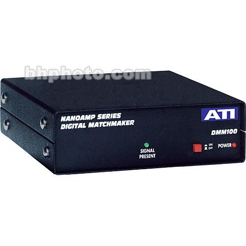 ATI Audio Inc DMM100 Digital Matchmaker