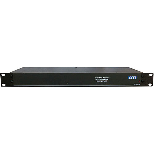 ATI Audio Inc DSA106-BNC - 1x6 Digital Distribution Amplifier (BNC)