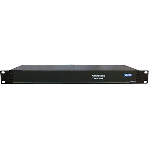 ATI Audio Inc DSA106-BNC - 1x6 Digital Distribution Amplifier (BNC)