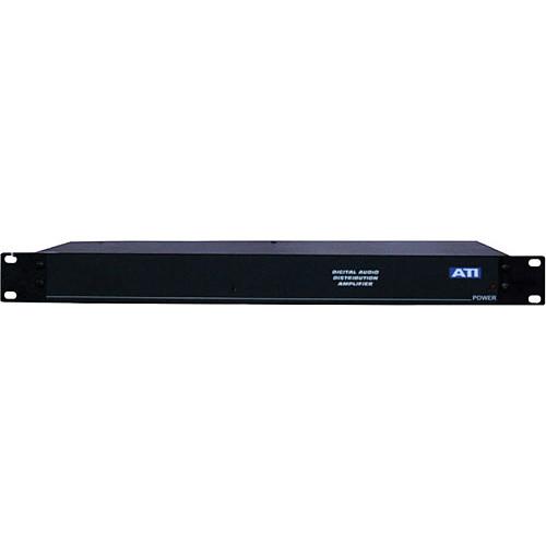 ATI Audio Inc DSA106-XLR - 1x6 Digital Distribution Amplifier (XLR)