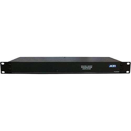 ATI Audio Inc DSA112-XLR - 1x12 Digital Distribution Amplifier (XLR)