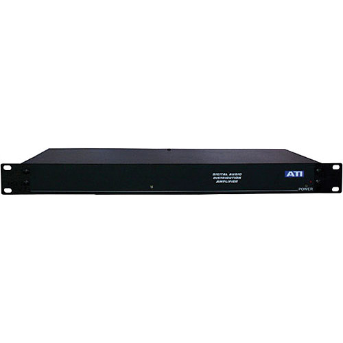 ATI Audio Inc DSA212-XLR - Dual 1x6 Digital Distribution Amplifier (XLR)