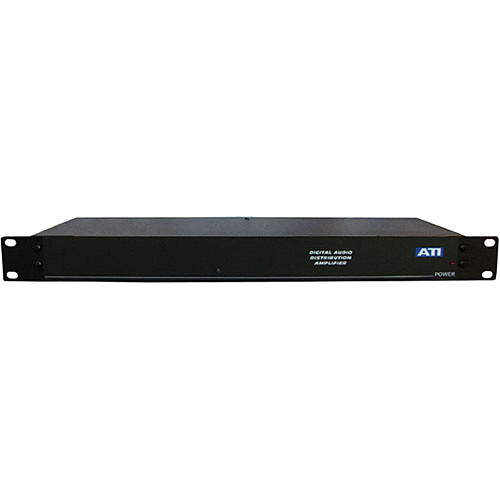 ATI Audio Inc DSA224-BNC - Dual 1x12 Digital Distribution Amplifier (BNC)