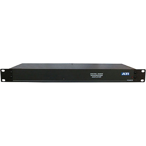 ATI Audio Inc DXA112-BNC - 1x12 Digital Distribution Amplifier