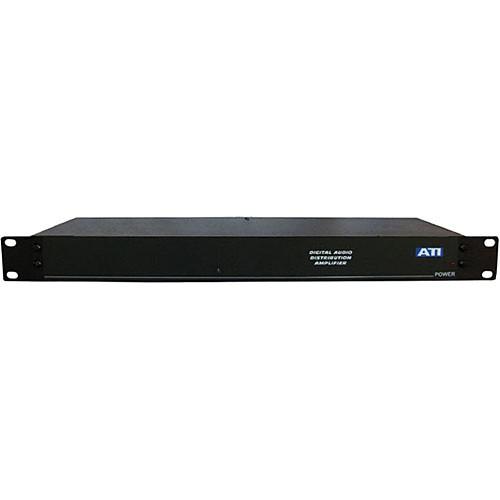 ATI Audio Inc DXA112-XLR - 1x12 Digital Distribution Amplifier