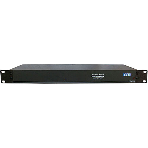 ATI Audio Inc DXA124-BNC - 1x24 Digital Distribution Amplifier