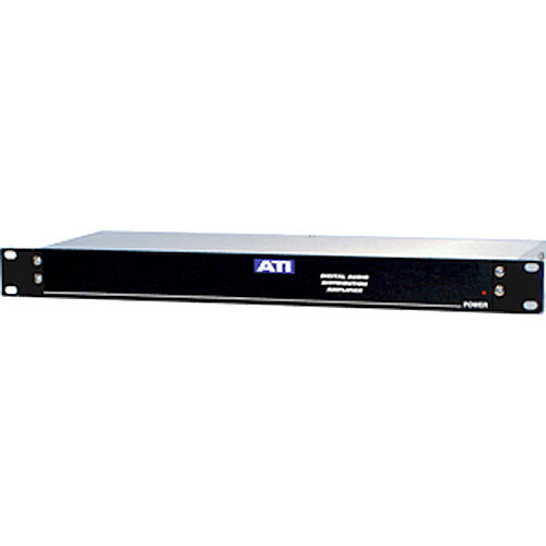 ATI Audio Inc DXA224-BNC - Dual 1x12 Digital Distribution Amplifier
