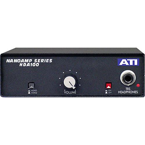 ATI Audio Inc HDA100 Stereo Headphone Amplifier