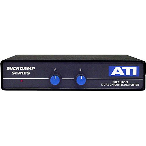 ATI Audio Inc L1000-1 2 Channel Line Amplifier
