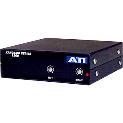 ATI Audio Inc L200 Stereo Line Amplifier