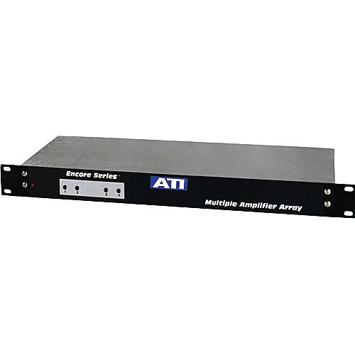 ATI Audio Inc MLA400-1 Line Amplifiers