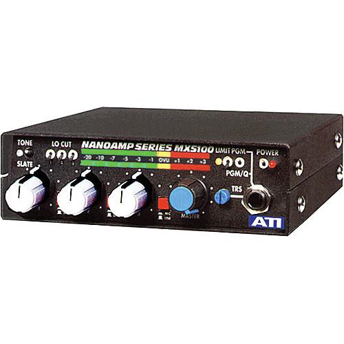 ATI Audio Inc MXS-100 Stereo Audio Mixer