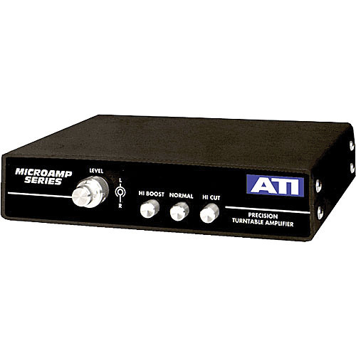 ATI Audio Inc P1000-1 Phono Preamplifier with Transformer Balanced Outputs