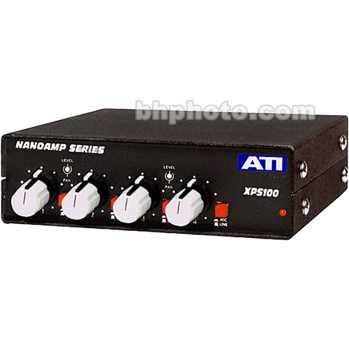 ATI Audio Inc XP-100 Input Expander