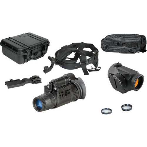 ATN NVM14-HPT Day/Night Tactical Kit with Aimpoint Micro T-1