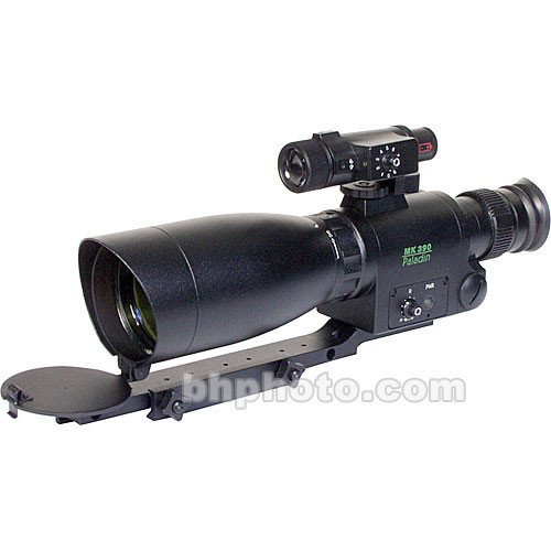 ATN Aries MK390 Paladin 4x64 1st Generation Night Vision Riflescope