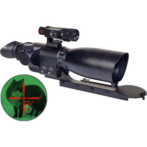 ATN Aries MK6900-CGTI Crusader 5x Night Vision Riflescope